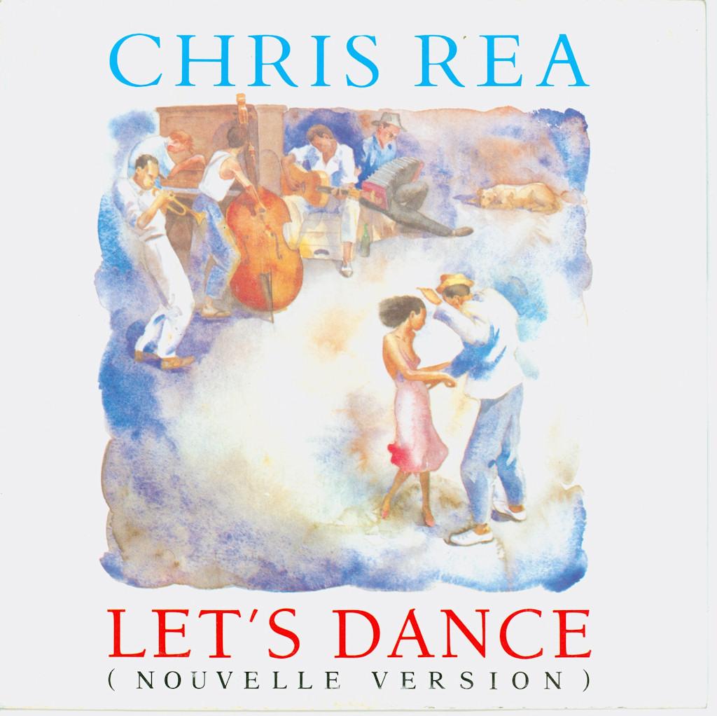 Chris Rea Lets Dance The Remix